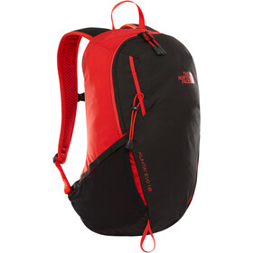 The North Face Kuhtai Evo 18 Zaino rosso/nero